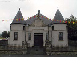 The Rannes Hall, venue for Trewel Fair 2000